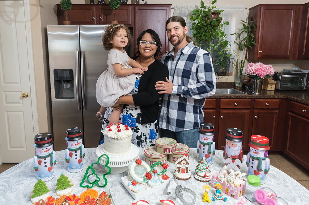 Maricopa S Brazilian Baker To Be Featured On Food Network Holiday