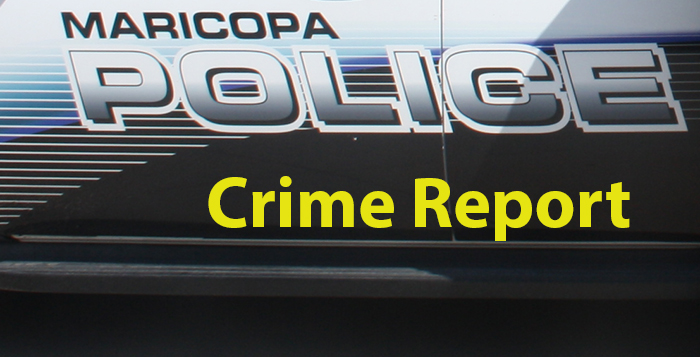 Maricopa Police Department Crime Reports | InMaricopa