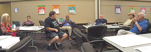 Members of the Override Recommendation Committee met twice in September to discuss the issues.