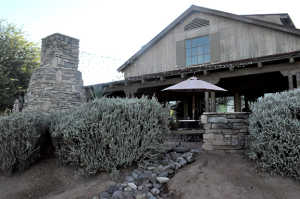 The clubhouse containing the pro shop and restaurant is more than 5,400 square feet. Photo by Raquel Hendrickson