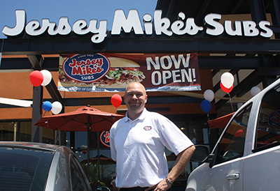 Jersey Mike's Subs opened in May at Maricopa Station.