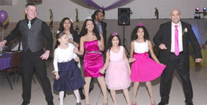 The sixth annual Daddy Daughter Dance is March 26 at 4 p.m. at Maricopa Wells Middle School.