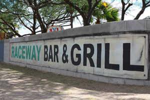 Raceway Bar & Grill. Photo by Misty Newman