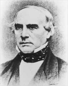 John Butterfield ran the Butterfield stagecoach mail service before the Civil War.