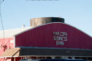 The Maricopa Business Barn is one option for a temporary location for the food bank. Photo by Michelle Chance