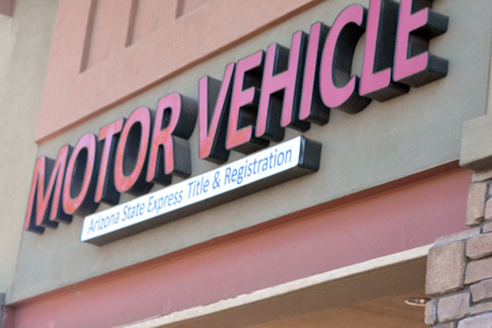 Driver s licenses soon available in maricopa inmaricopa for Third party motor vehicle division