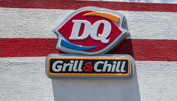 Dq Dinged For Ongoing Issues During Food Inspection