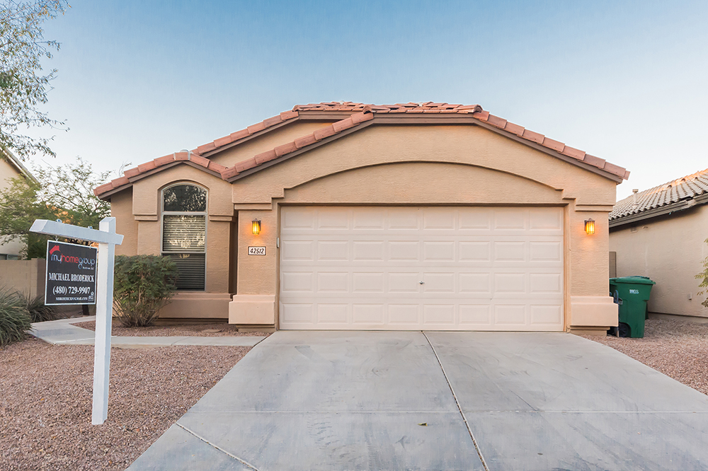 Least expensive home a quick turnaround inmaricopa for Least expensive house
