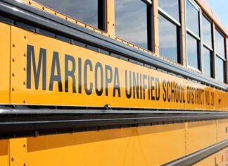 School bus MUSD