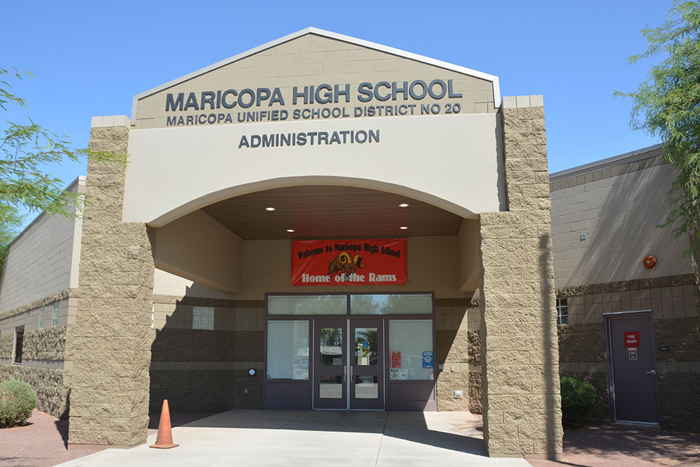$32 million in state funds go toward new Maricopa high ...