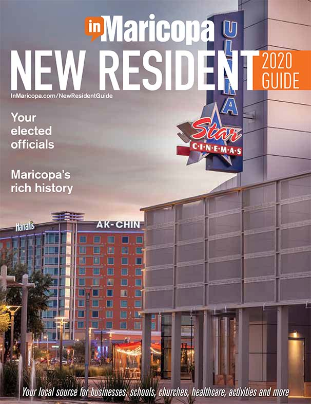 2020 New Resident & Visitors Guide