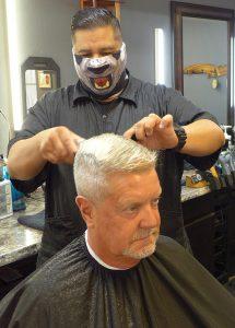 Joe's Barber Shop Maricopa