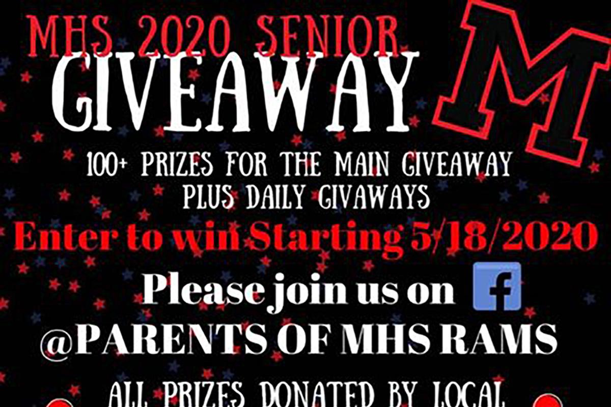 MHS Senior Giveaway