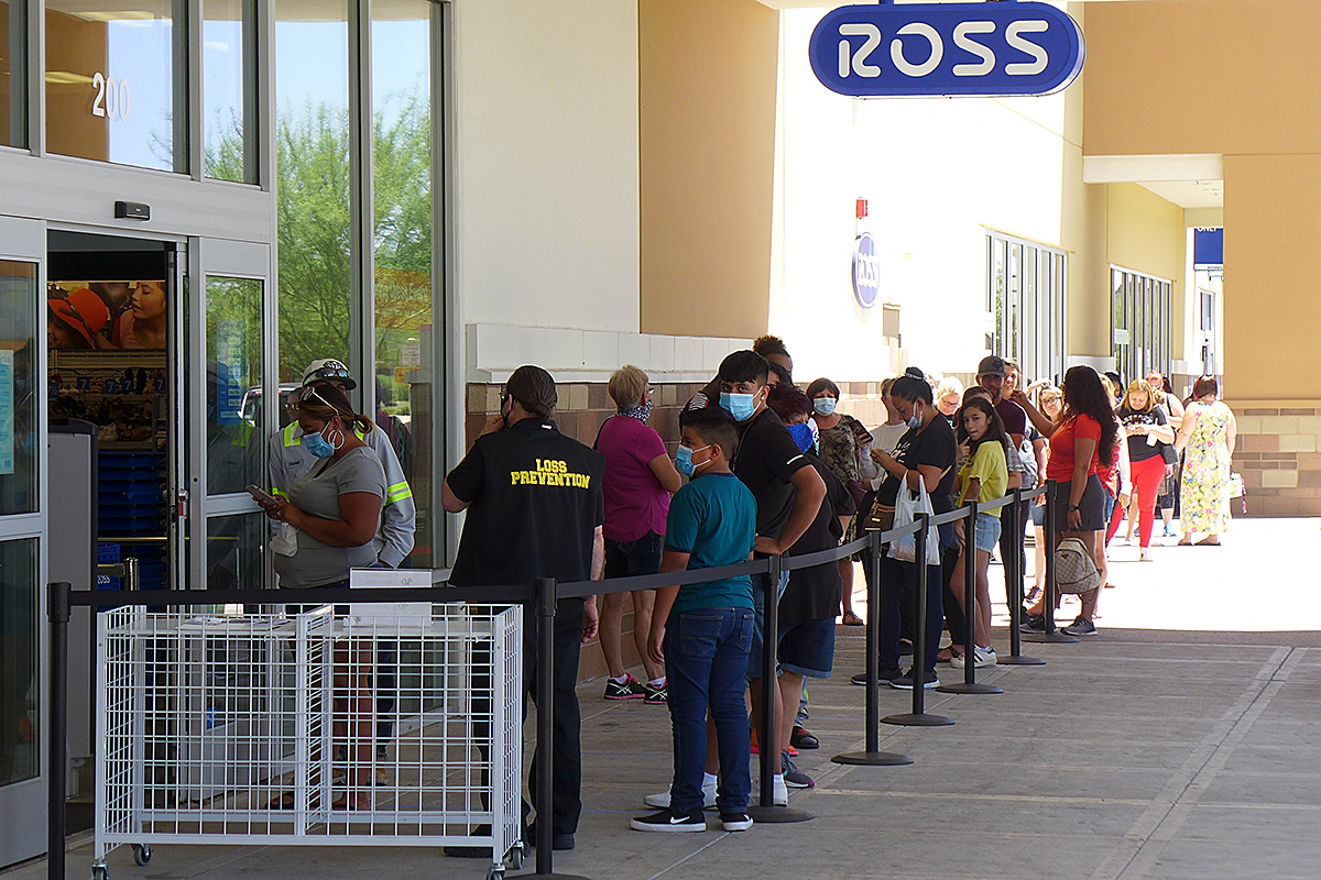 Ross Reopening May 2020
