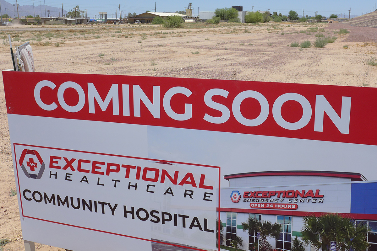Exceptional Healthcare Hospital