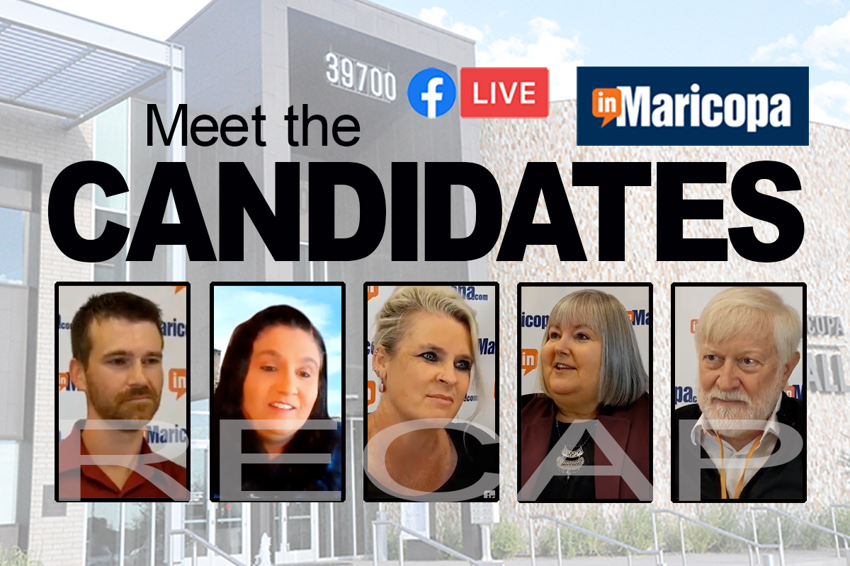 Maricopa City Council Candidates