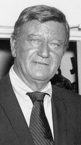John Wayne, 1971