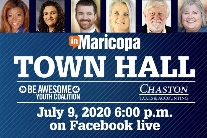Maricopa CIty Council Town Hall