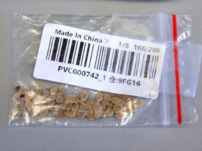 USDA Bad Seed China
