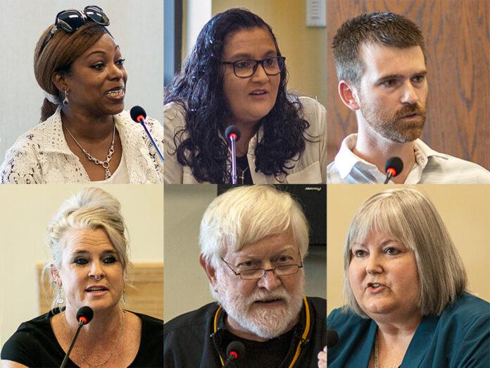 City Council Candidates 2020