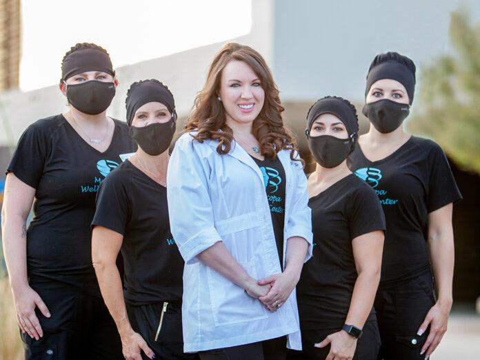 Kristina Donnay Maricopa Wellness Center