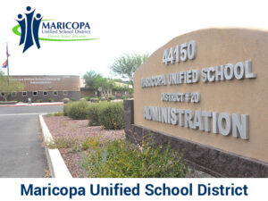Custodian (Part-Time) - Maricopa High School