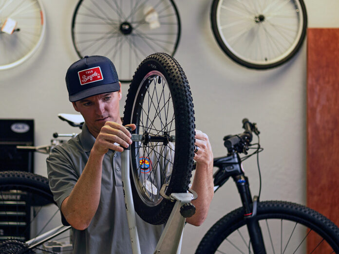 Arizona Bike Garage Мэтт Стюарт