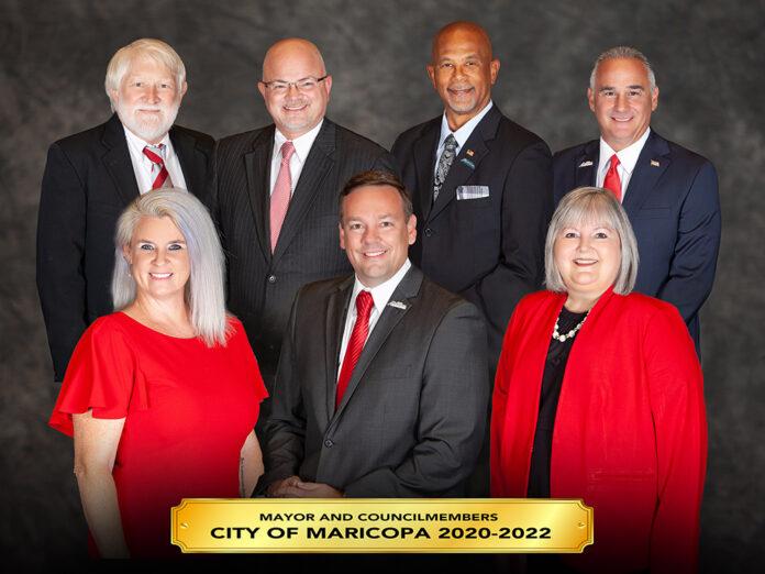 Maricopa City Council 2021