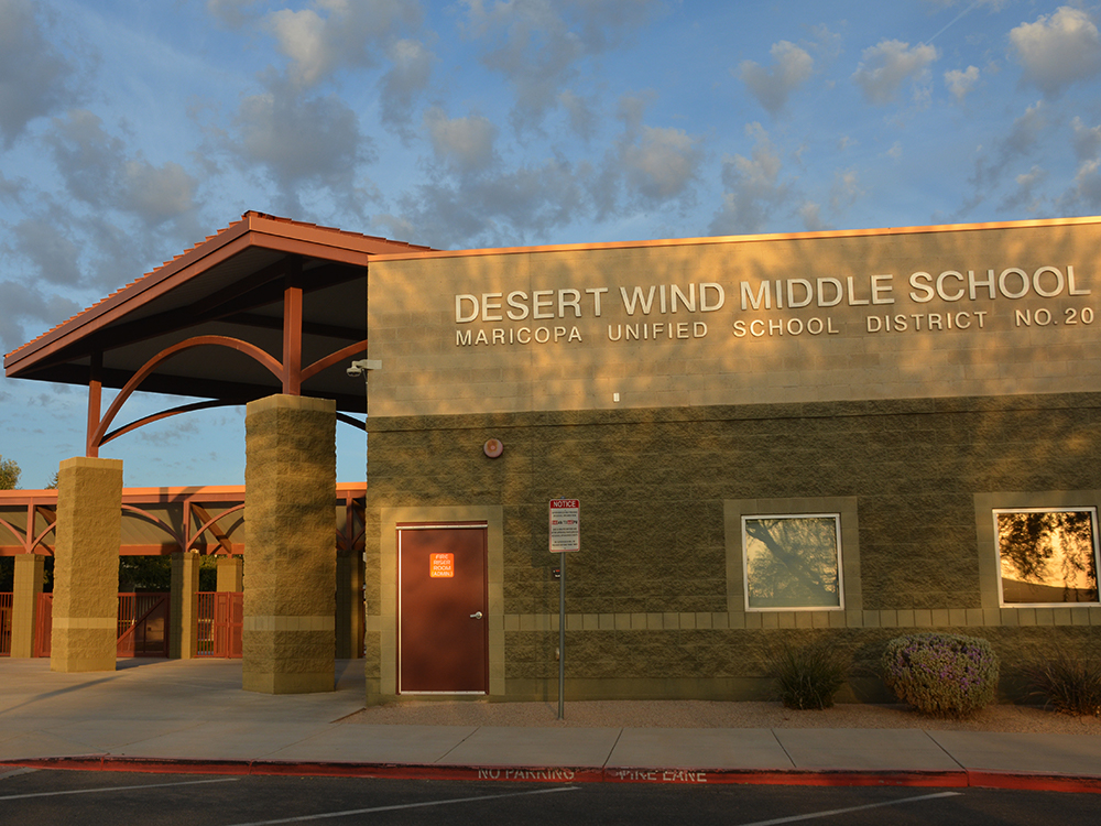 Desert Wind Middle School