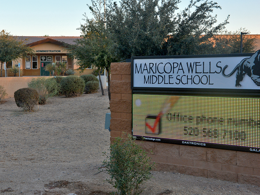 Maricopa Wells Middle School