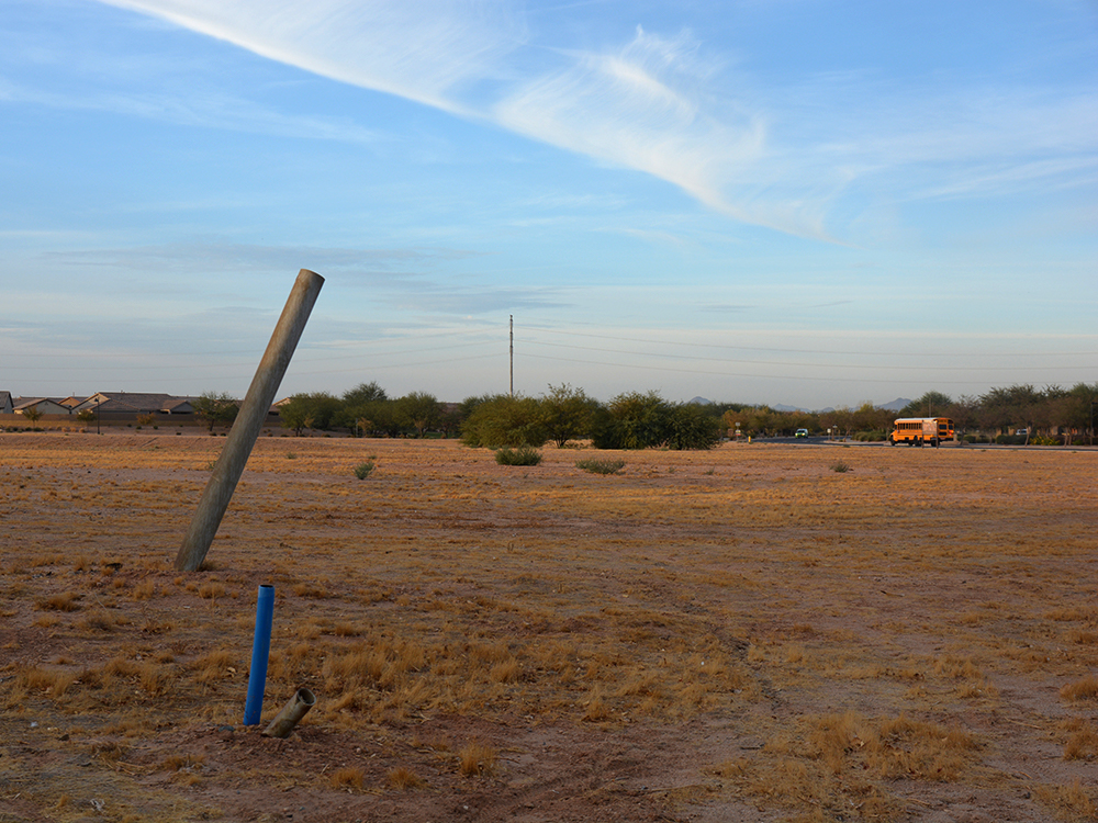 Vacant MUSD property Homestead