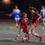 MHS Girls' Soccer v. Sunnyside