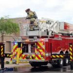 Tortosa House Fire